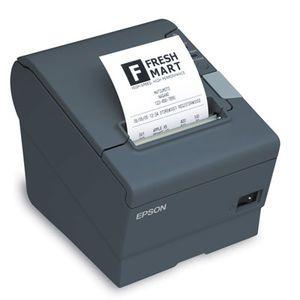 Epson TM-T88V-I, Omnilink Thermal Receipt Printer, TM-I Interface, Serial, Epson Black, Includes Power Supply