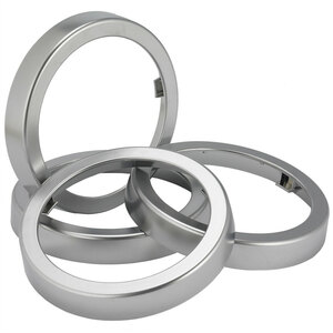 EZ-Fit Chrome Finish Rings For C2210C