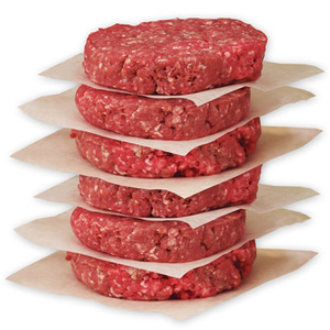 Hamburger Patty Paper (1,000 sheets)