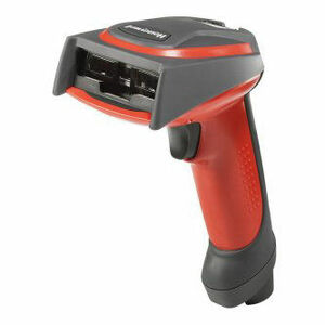 Honeywell 3800i Industrial Linear Imager USB Kit, Orange Imager, Straight USB Cable, Quick Start User Guide