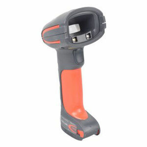 Honeywell Granit Industrial Barcode Scanner, USB Kit, 1D, PDF417, 2D, Er Focus, Red Scanner (1910ier-3), USB Type A 3m Straight Cable (CBL-500-300-S00), with Vibrator