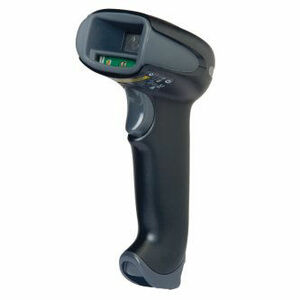Honeywell Xenon 1900 Barcode Scanner, USB Kit, High Density Imager, 1D, PDF417, 2D, Black, USB Type A 3m Straight Cable (CBL-500-300-S00)