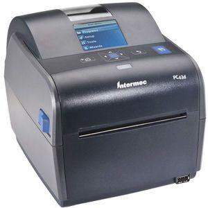 Intermec PC43d - LCD,  RTC, 300 dpi, NA PC