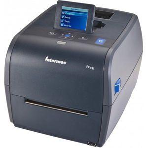 Intermec PC43t - LCD,  RTC, 300 dpi, NA PC