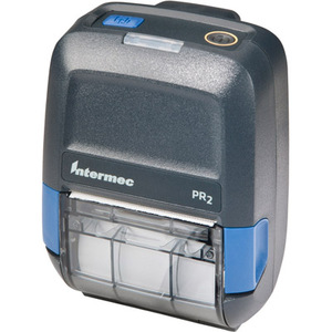 "Intermec PR2 - 2"" Portable Receipt Printer, Bluetooth, Standard, No Card Reader, Smart (Order power supply separately.)"