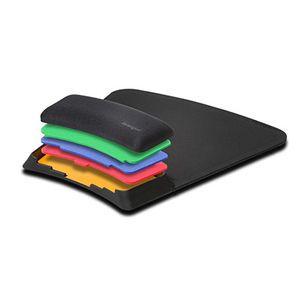 Kensington SmartFit Mouse Pad Wrist Rest, Black