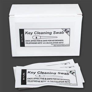 Key Cleaning Swab (25 / Box)