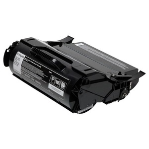 Lexmark 12A6765 Compatible Laser Toner Cartridge (30,000 page yield) - Black