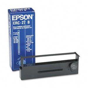 OEM Epson ERC 27B, CTM290 Printer Ribbons (1 per box) - Black