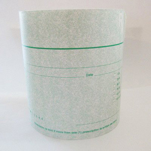 "4 3/8"" x 225'  (112mm x 69m)  Prescription Rx Security Thermal Paper  (12 rolls/case) - Kentucky"