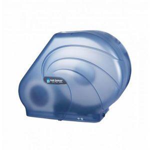 "Reserva Toilet Paper Dispenser 9"" - 10 1/2"" JBT - Oceans - Arctic Blue"