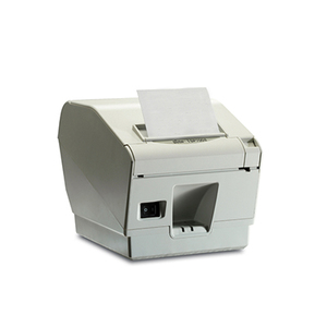 Star Micronics TSP743IIc-24 Gry, Thermal Printer, Cutter, Parallel, Gray, Requires Power Supply # 30781870