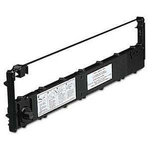 OEM TallyGenicom 3800, 15M CR Printer Ribbons (1 Ribbon) - Black
