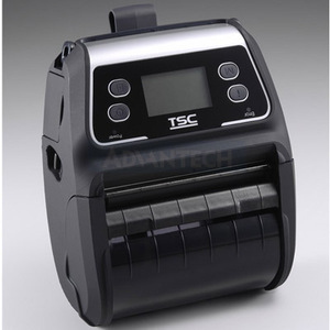 TSC Linerless Alpha-4L + LCD + WIFI + Bluetooth