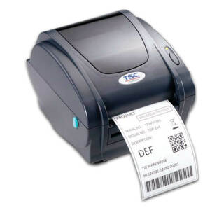 TSC TDP-244 Direct Thermal Printer, 203 dpi, 4 ips