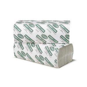 Multi-fold Paper Towels, 9 1/4 x 9 1/2, White, 4000/Carton