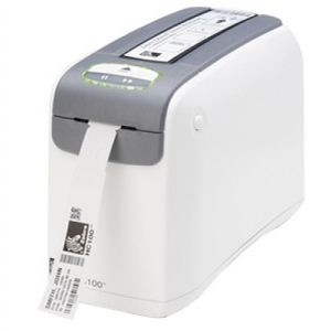 Zebra HC100 Desktop Label Printer with 10/100 Ethernet, Extended Memory