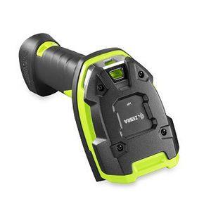 Zebra / Motorola DS3678 Barcode Scanner, Standard Range 1D/2D Imager, Cordless, Fips, USB Kit Includes Scanner, 7 Foot USB Cable, Cradle, Power, and Line Cord (23844-00-00r), Vibration Motor, Industrial Green