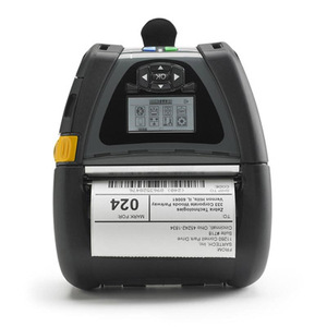 Zebra QLN420 Portable Label Printer, 802.11a/b/g/n dual radio (w/BT3.0+MFi), linerless platen