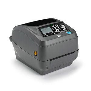 Zebra ZD500 Desktop Label Printer with 12 Dot/Mm (300 DPI), Cutter, Wi-Fi