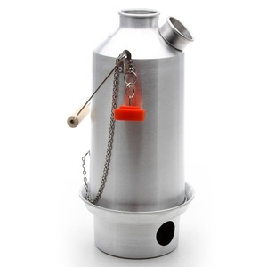 Aluminum Base Camp Large Kettle by Kelly Kettle For Camping And Emergency Preparedness