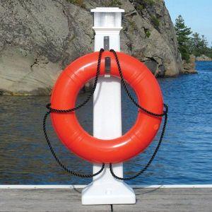 "Dock Edge 35"" Solar Sentinel Lite"