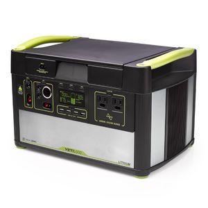 Goal Zero Yeti 1000 Lithium Lightweight Portable Power System