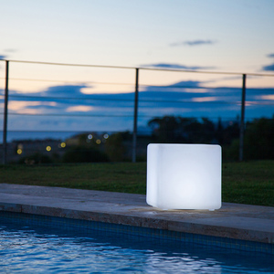 Mooni Cube Light 300 - Color Changing LED Lantern