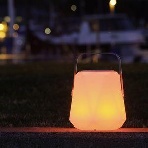 Mooni Diamond Speaker Lantern - Bluetooth Speaker and Lantern with Remote