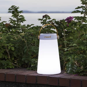 Mooni Take Me Speaker Lantern - Bluetooth Speaker and Lantern with Remote