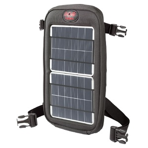 Voltaic Fuse 4 Watt Portable Solar Charger Bag with Clips