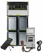 6.3 kWh Home Energy Storage Kit - Featuring the Yeti 1500X - V2