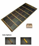200W Rollable Solar Charging Kit - Military Grade