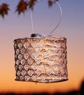 Soji Stella Drum Solar Lantern
