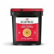Ready Wise 60 Serving Entree Bucket - Long-Term Food Supply for Emergencies
