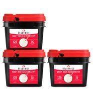 Ready Wise 360 Servings - Emergency Whey Milk Alternative Bundle