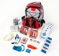 1 Person Survival Kit Essentials - Survival Bag