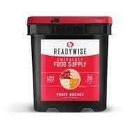 Ready Wise 120 Serving Freeze Dried Fruit Bucket