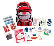 Deluxe 1-Person Survival Kit - Survival Bag