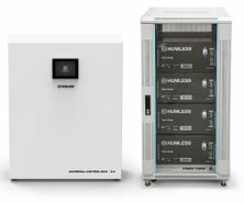 Humless Universal 20.7 Battery Backup System - Grid-Tied and Off-Grid Panel Compatibility