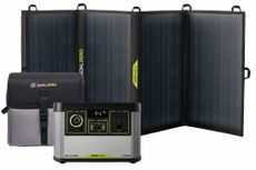 Goal Zero Yeti 200X Portable Power Station and Nomad 50 Solar Kit