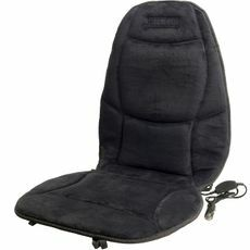 Wagan Heated Cushion - 12v Heated Car Seat Cover