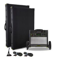 Emergency Backup Power - Solar Generators