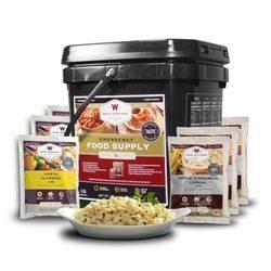 Long Term Food Storage - Emergency Freeze Dried Food