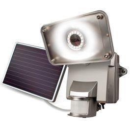 Solar Motion Lights & Sensors - Solar Security Lights