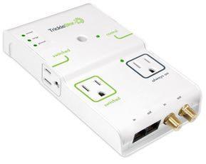Tricklestar Smart PowerTap - 4 Outlet