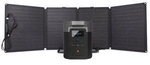 EcoFlow Delta Max Solar Generator Kit