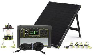 Camping Solar Power - Portable Solar Power Sources