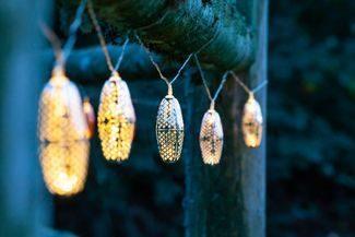 Solar String Lights & Solar LED Rope Lights