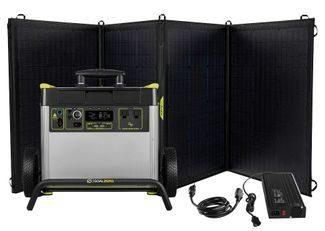 Goal Zero Solar Charger Kits